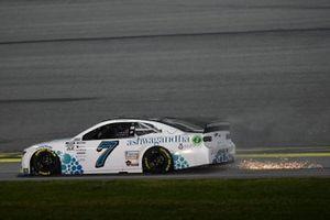 Corey LaJoie, Spire Motorsports, Chevrolet Camaro Youtheory