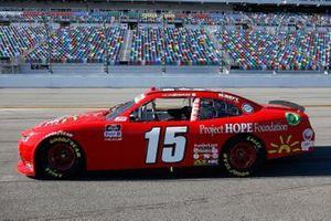 Colby Howard, JD Motorsports, Chevrolet Camaro Linder/Project Hope Foundation