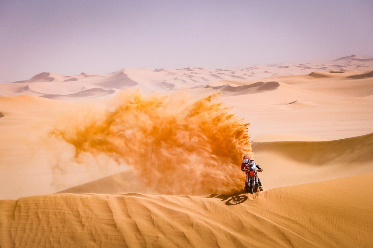 #115 Bas Dakar KTM Racing Team: Olaf Harmsen