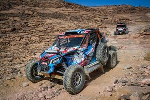 #437 Team Casteu Can-Am: Nicolas Brabeck-Letmathe, Bruno Bony