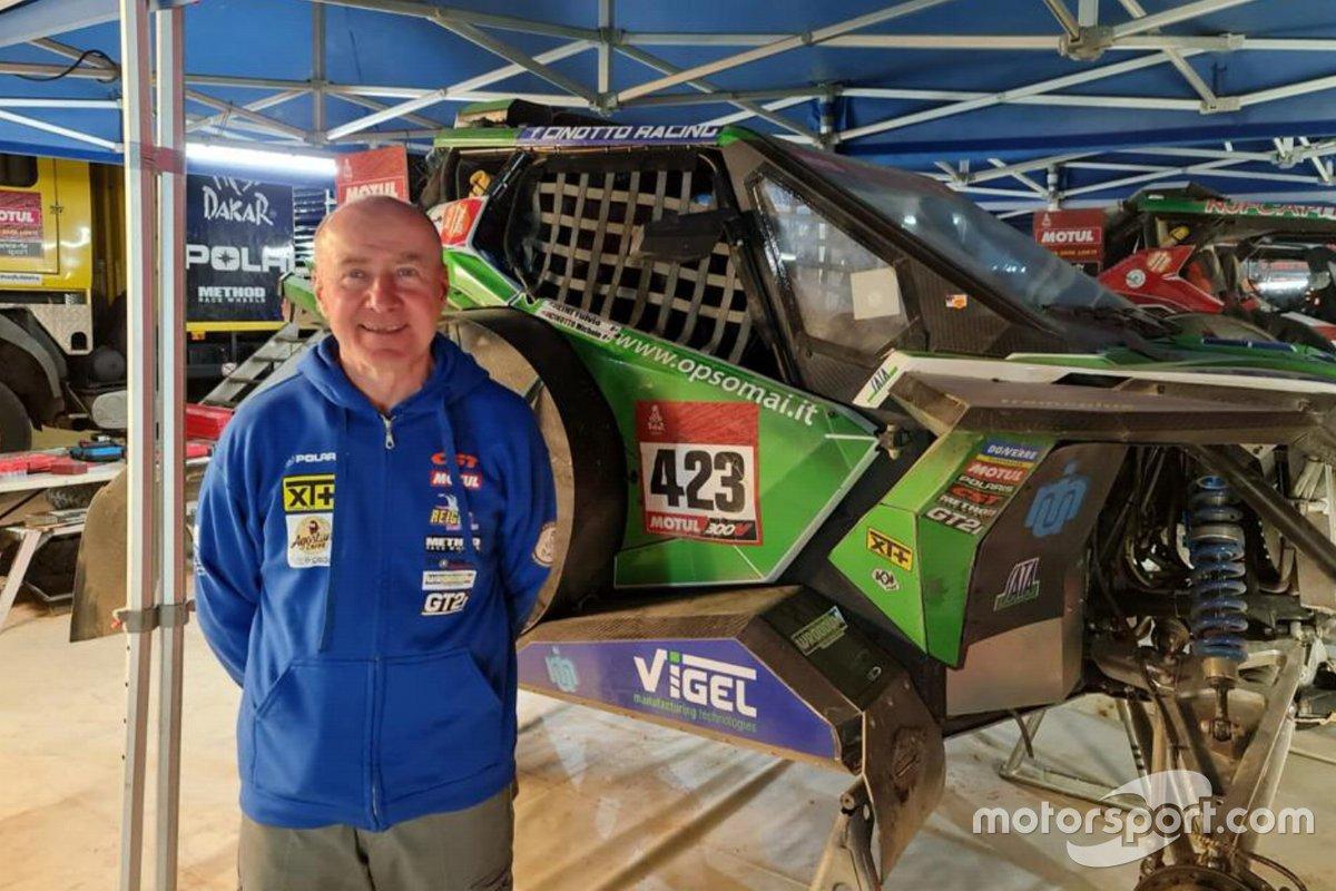 #423 Xtremeplus Polaris Factory Team: Michele Cinotto