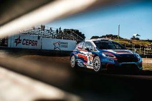 Jan Solans, Mauro Barreiro, Ford Fiesta