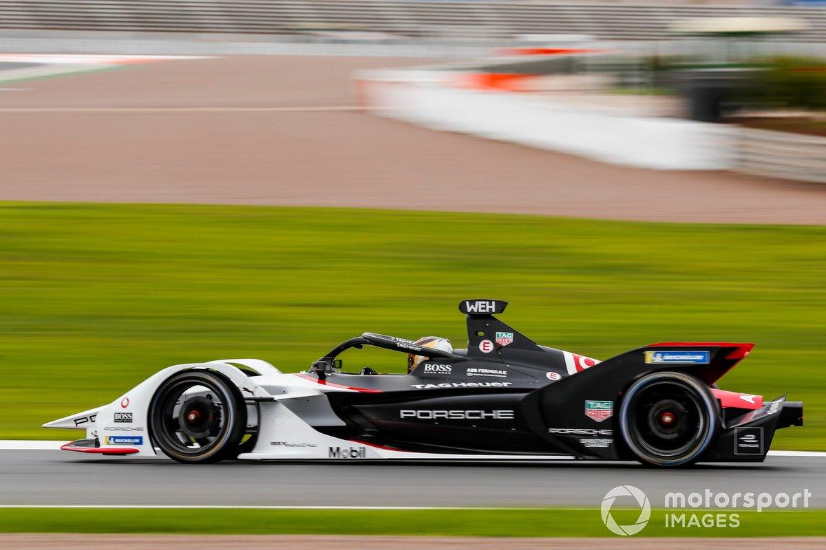 #99 - Pascal Wehrlein (Team: Porsche, Antrieb: Porsche)