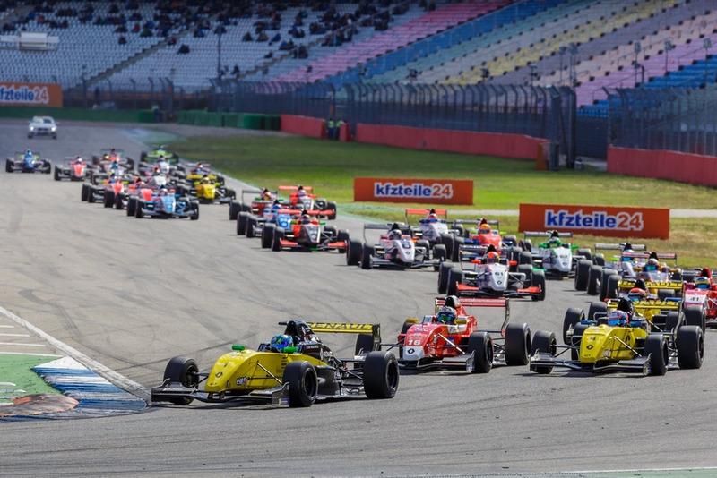 Еврокубок Формулы Renault 2.0, IX этап, «Хоккенхаймринг»