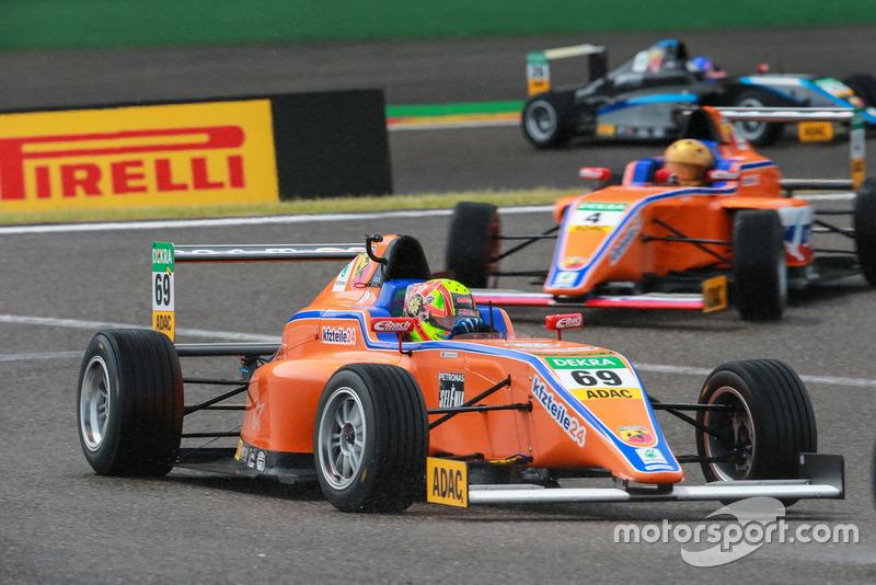 ADAC F4 2015 - Course 2 - 2e