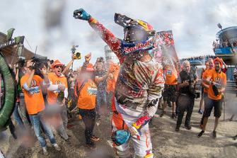 Jeffrey Herlings, Red Bull KTM Factory Racing celebra el Mundial