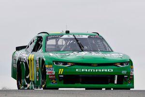 Ryan Truex, Kaulig Racing, Chevrolet Camaro LeafFilter Gutter Protection