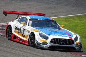 #888 Mercedes-AMG GruppeM Racing