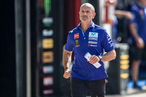 Maio Meregalli, Yamaha Factory Racing team manager