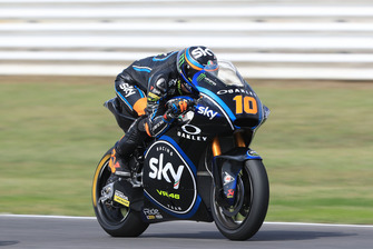 Luca Marini, Sky Racing Team VR46 Moto2