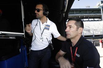 Dario Franchitti und Max Papis