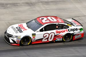 Erik Jones, Joe Gibbs Racing, Toyota Camry SportClips