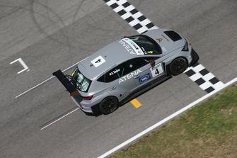 Massimiliano Gagliano Seat Leon TCR DSG