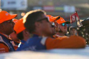 Crew for Scott Dixon, Chip Ganassi Racing Honda