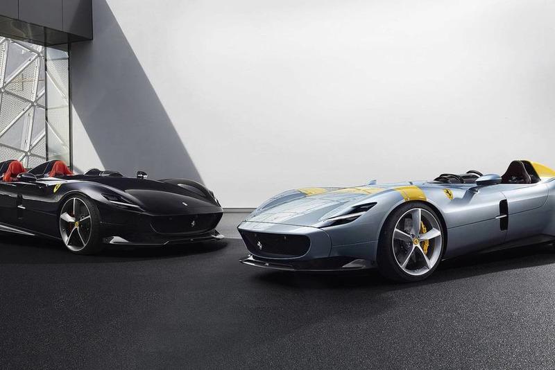 Ferrari Monza SP1 & Monza SP2