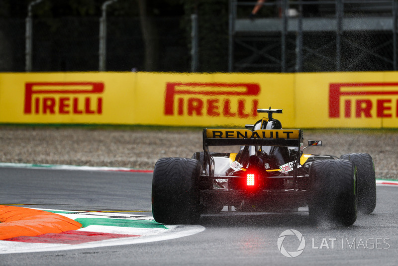 Carlos Sainz Jr, Renault Sport F1 Team RS 18