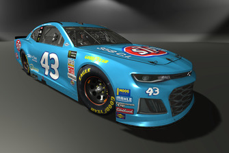 Darrell Wallace Jr., Richard Petty Motorsports, Chevrolet Camaro