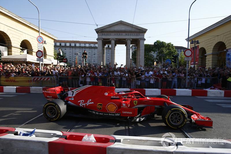Milánói F1-es fesztivál