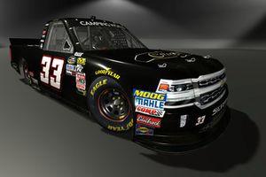 Josh Reaume, Chevrolet Silverado