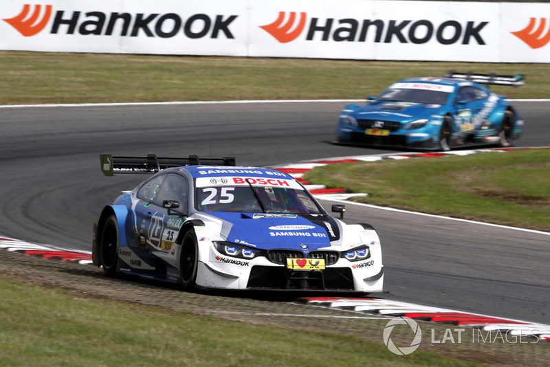 10. Philipp Eng, BMW Team RBM, BMW M4 DTM
