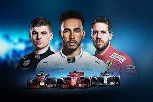 Portada F1 2018