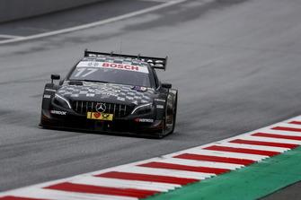 SŽbastien Ogier, Mercedes-AMG Team HWA, Mercedes-AMG C63 DTM. James Gasperotti
