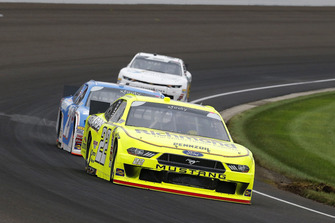 Ryan Blaney, Team Penske, Ford Mustang Menards/Richmond