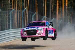 Nico Muller, EKS Audi Sport