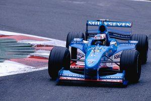 Алекс Вурц, Benetton B198 Playlife