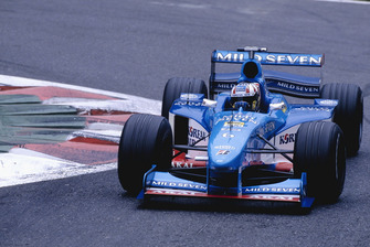 Alexander Wurz, Benetton B198 Playlife