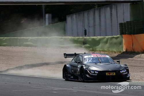 Zanardi Vallelunga testing