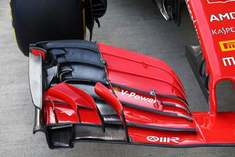 Ferrari SF71H alerón frontal