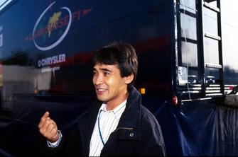 Toshio Suzuki, Larrousse F1