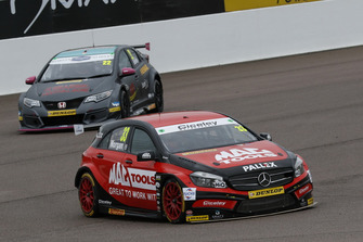 Adam Morgan, Cicely Racing Mercades A-Class
