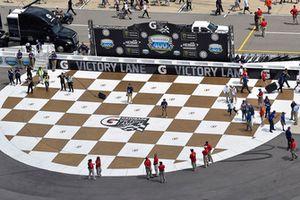 Victory Lane Hendrick Motorsports