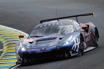 #60 Kessel Racing, Ferrari 488 GTE, Claudio Chiavoni, Sergio Pianezzola, Andrea Piccini