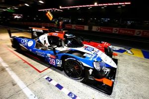 #39 Graff, Oreca 07: Tristan Gommendy, Vincvent Capillaire, Jonathan Hirschi take pole position in the LMP2 class