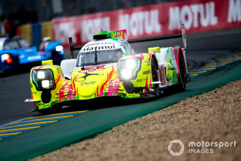3 rebellion racing rebellion r13 gibson thomas laurent - Rebellion r13 ...