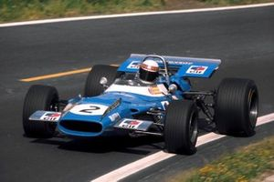 Jackie Stewart, Matra MS80