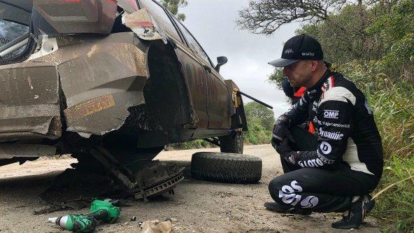 Kajetan Kajetanowicz, VW Polo GTI R5, Rally Argentina 2019