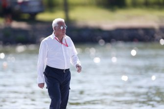 Lawrence Stroll dueño de Racing Point