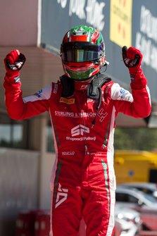 Racewinnaar Jehan Daruvala, PREMA Racing