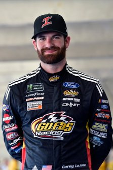 Corey LaJoie, Go FAS Racing, Ford Mustang Superior Logistics