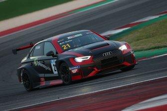 Nicola Guida, Scuderia del Girasole, Audi RS3 LMS TCR DSG
