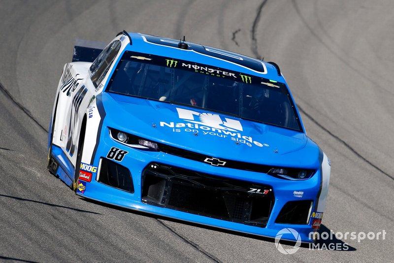 10. Alex Bowman, Hendrick Motorsports, Chevrolet Camaro