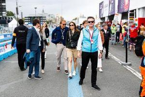 Алехандро Агаг, генеральный директор Формулы Е