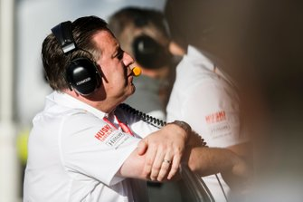 Zak Brown, Director Ejecutivo, McLaren