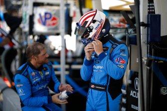 #86 Meyer Shank Racing w/ Curb-Agajanian Acura NSX GT3, GTD: Trent Hindman, Justin Marks