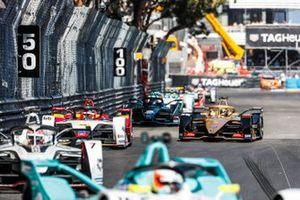 Daniel Abt, Audi Sport ABT Schaeffler, Audi e-tron FE05 Andre Lotterer, DS TECHEETAH, DS E-Tense FE19, Gary Paffett, HWA Racelab, VFE-05