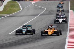 Jake Hughes, HWA RACELAB et Sebastian Fernandez, Campos Racing